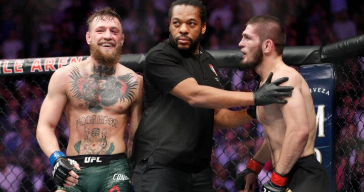 Tras el retiro de Khabib Nurmagomedov, Conor McGregor vuelve a la lista de los mejores libra por libra