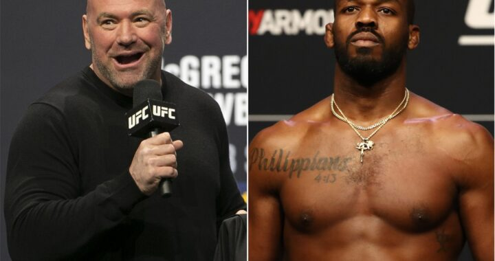 """""""No lo vamos a obligar a pelear si no quiere"""": Dana White sobre Jon Jones en los pesos pesados de la UFC"""