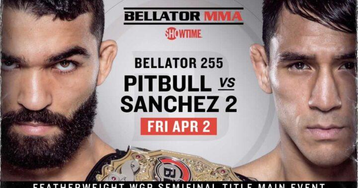 EN VIVO: Mira aquí el Bellator 255 Pitbull vs Sanchez 2 online y gratis