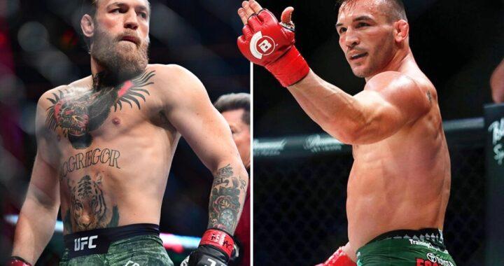 """""""Conor McGregor es el ícono más grande de los deportes de combate en todo el planeta"""" Michael Chandler"""