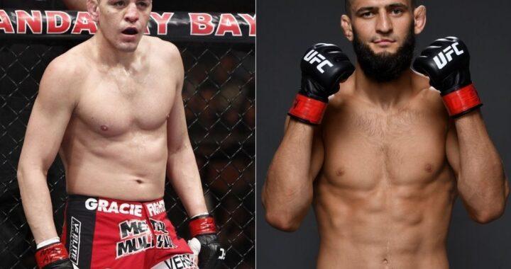 """""""El gángster checheno es mejor que el gángster de Stockton"""": Khamzat Chimaev quiere recibir a Nick Díaz"""