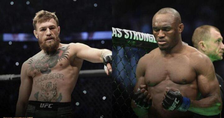 """Rechazaste pelear conmigo, ya te quité tu orgullo"": Kamaru Usman a Conor McGregor"