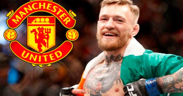 Conor McGregor está interesado en comprar al Manchester United de Inglaterra y al Celtic de escocia
