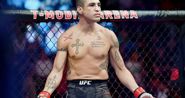 """""""Tengo miedo que la UFC en un par de años me asesine y lo pasen como un accidente"""": Diego Sánchez se revela contra Dana White"""