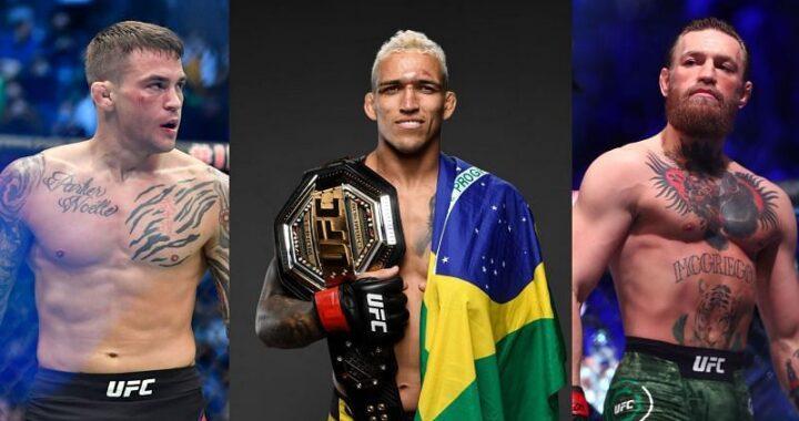 Según las casas de apuestas, Dustin Poirier y Conor McGregor derrotarían a Charles Oliveira