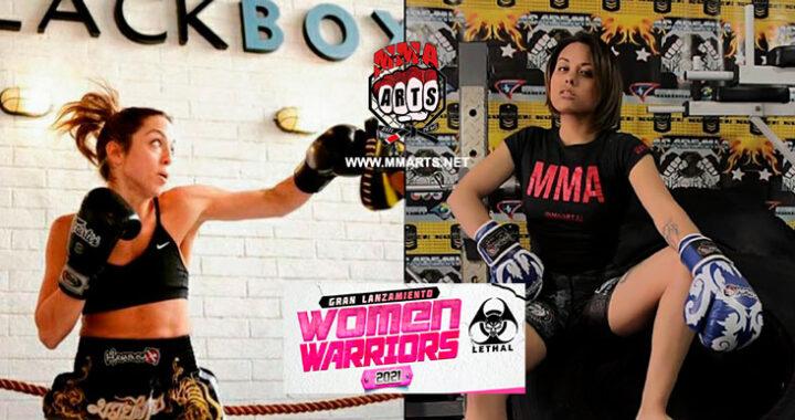 ¡Llegó Women Warriors a Colombia! El primer evento de deportes de combate exclusivo para mujeres