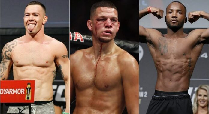 """Edwards escogió a Nate Diaz porque le gustan las peleas fáciles"": Colby Covington previo al UFC 263"