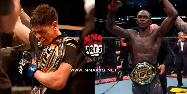 #VIDEOS Resumen del UFC 263: Brandon Moreno nuevo campeón e Israel Adesanya continúa siendo el monarca de los medianos