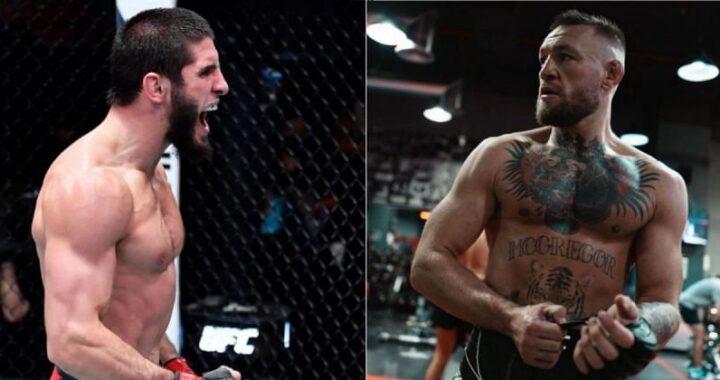 Conor McGregor es desplazado al puesto 9 del ranking ligero de la UFC. Islam Makhachev se posiciona dentro del top 5