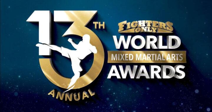 ¡Atención! Estos son los nominados a los premios 'World MMA Awards 2021'