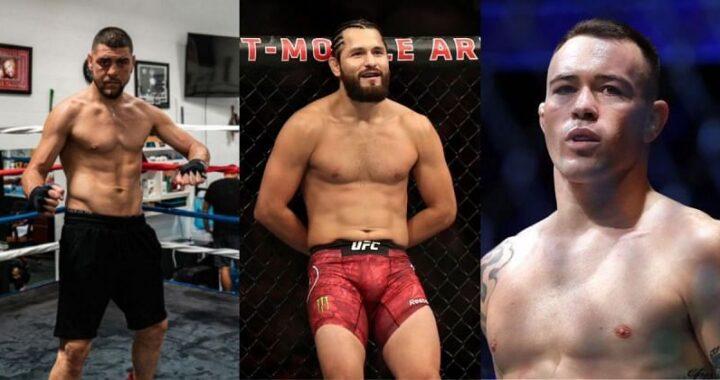Nick Díaz o Colby Covington para Octubre: Los rivales que quiere Jorge Masvidal para su regreso a la UFC