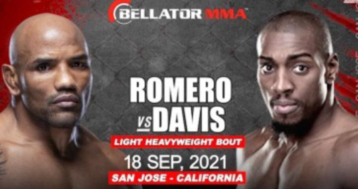 Yoel Romero regresará el 18 de septiembre en el Bellator 266