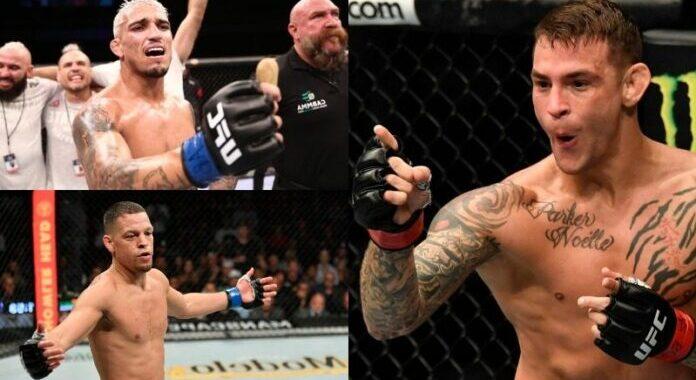 """""""Nate Díaz y Oliveira son potenciales oponentes"""": Dustin Poirier se plantea otra 'Money Fight' en vez de ir por el título"""