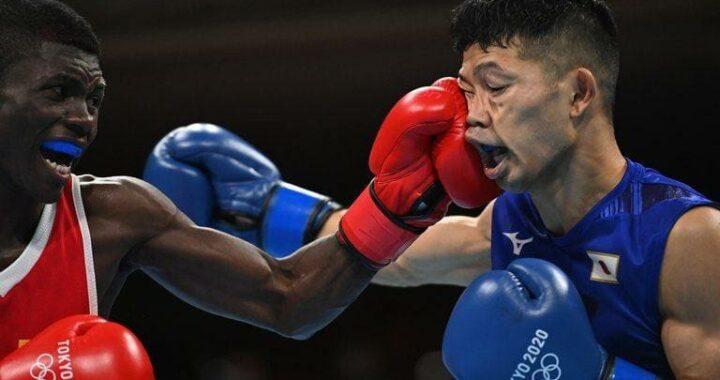 Ratifican derrota de boxeador colombiano que dejó en silla de ruedas a rival en los Olímpicos