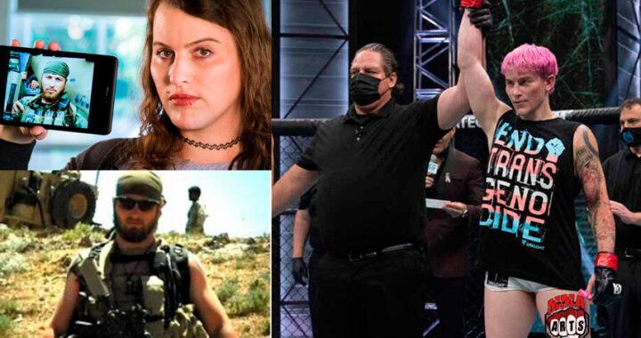 Alana McLaughlin: De veterano de guerra en Afganistán a peleadora transgénero de MMA