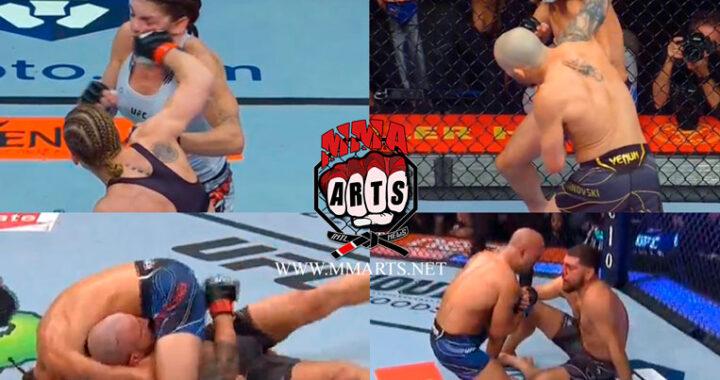 VIDEOS: Resumen UFC 266, Nick Diaz cae por TKO, Volkanovski y Shevchenko conservan sus títulos