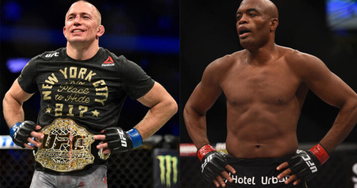 """""""Puedo boxear con GSP, pero necesitamos que Dana White deje de molestar"""": Anderson Silva"""