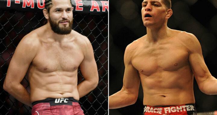 Jorge Masvidal tiene en la mira a Nick Díaz o los hermanos Paul para su próxima pelea